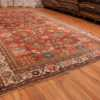 A full picture of the antique large scale persian sultanabad carpet #48563 from Nazmiyal Antique Rugs NYC