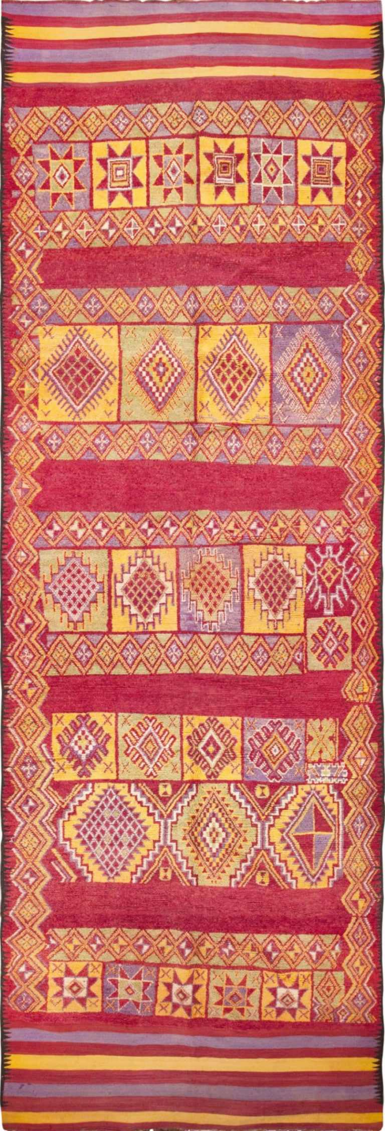 Vintage Moroccan Rug #45751 from Nazmiyal Antique Rugs In NYC