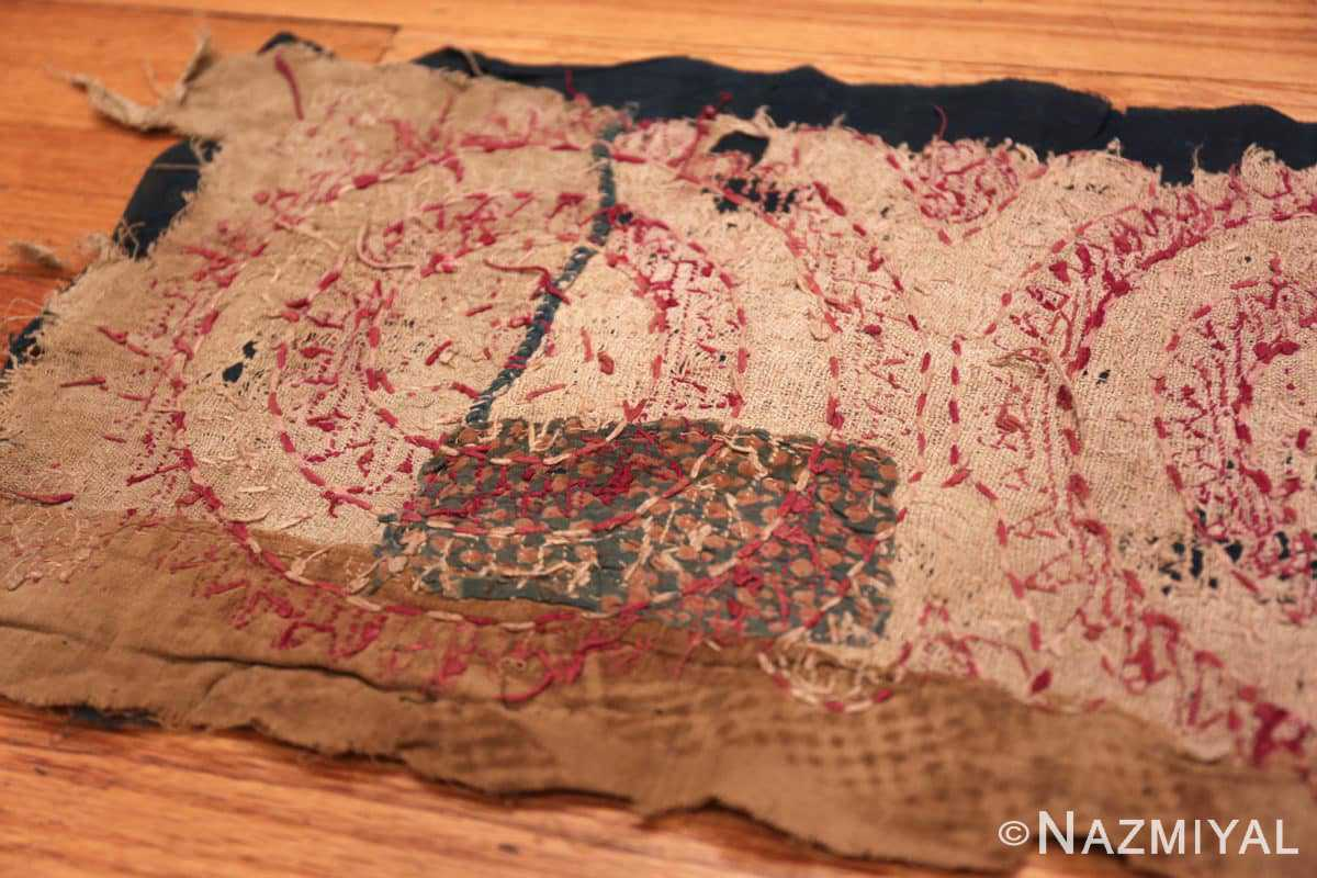 Back Antique Dagestan Kaitag embroidery 70084 by Nazmiyal