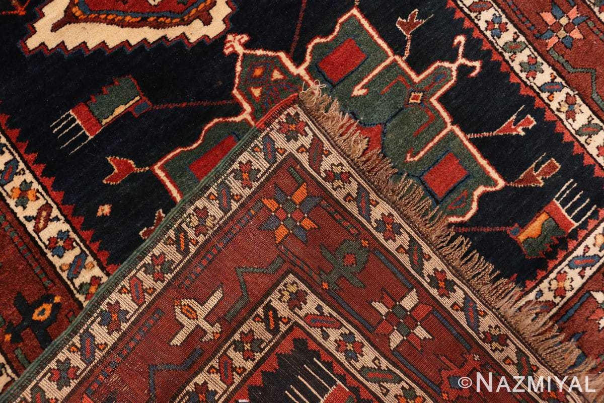 Back of the Northwest Persian runner rug 70040 by Nazmiyal