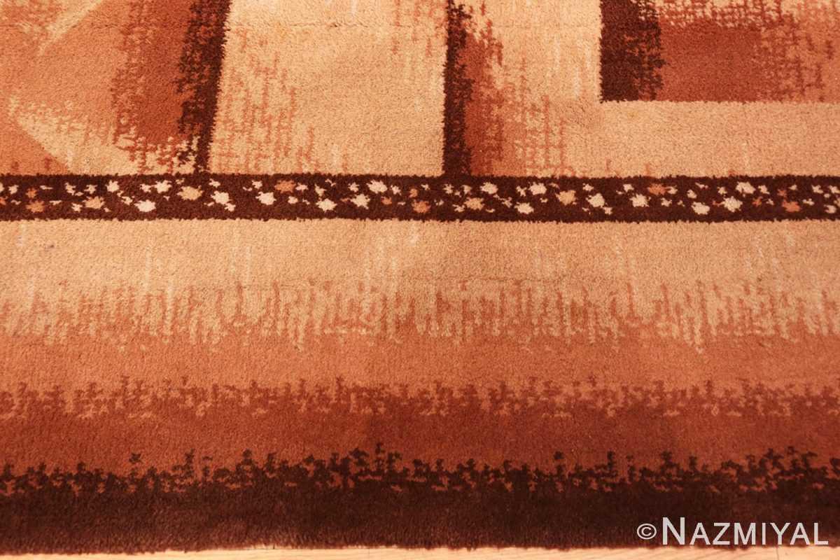 Border Antique Wilton rug 70074 by Nazmiyal