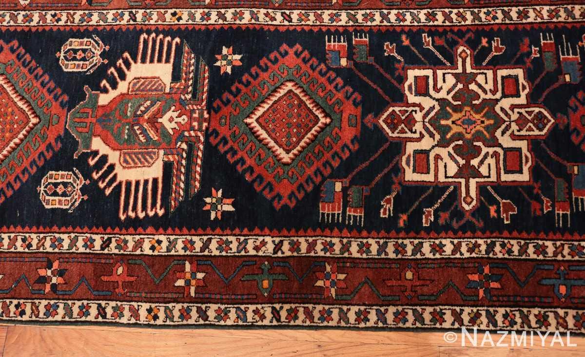 Border of the Northwest Persian runner rug 70040 by Nazmiyal