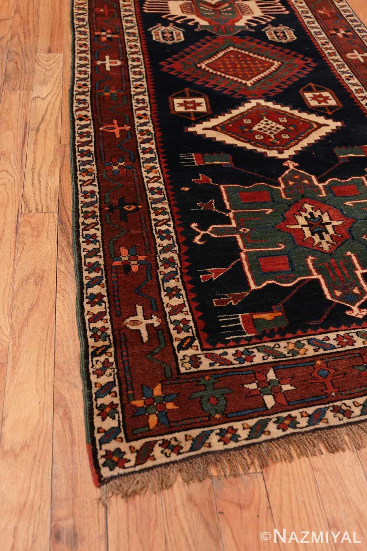 Corner of the Northwest Persian runner rug 70040 by Nazmiyal