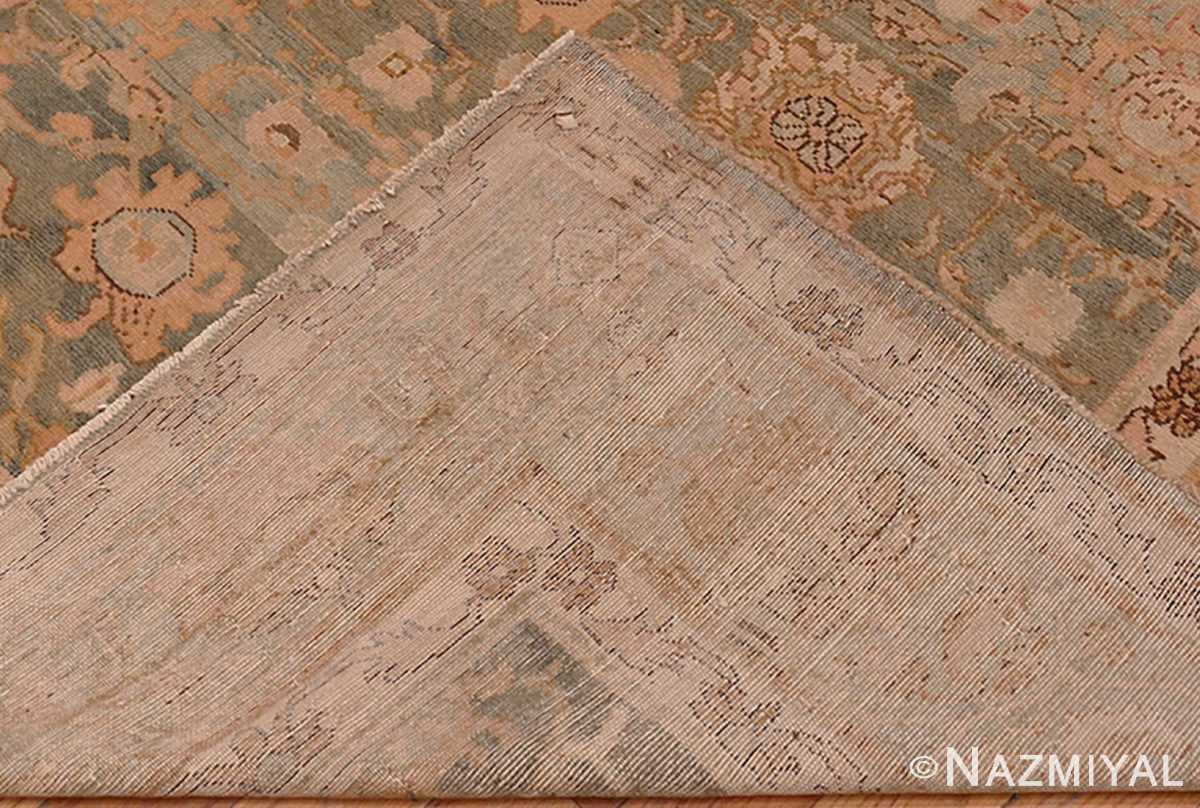 Picture of the Weave of the Large Antonin Kybal Room Size Vintage French Rug 48893