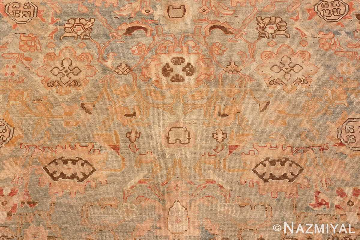 Picture of the design of the Large Antonin Kybal Room Size Vintage French Rug 48893