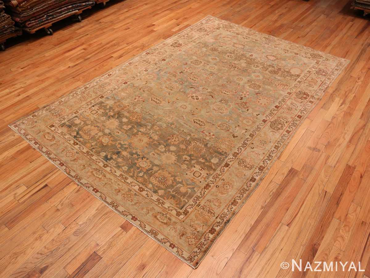 Picture of the whole of the Large Antonin Kybal Room Size Vintage French Rug 48893
