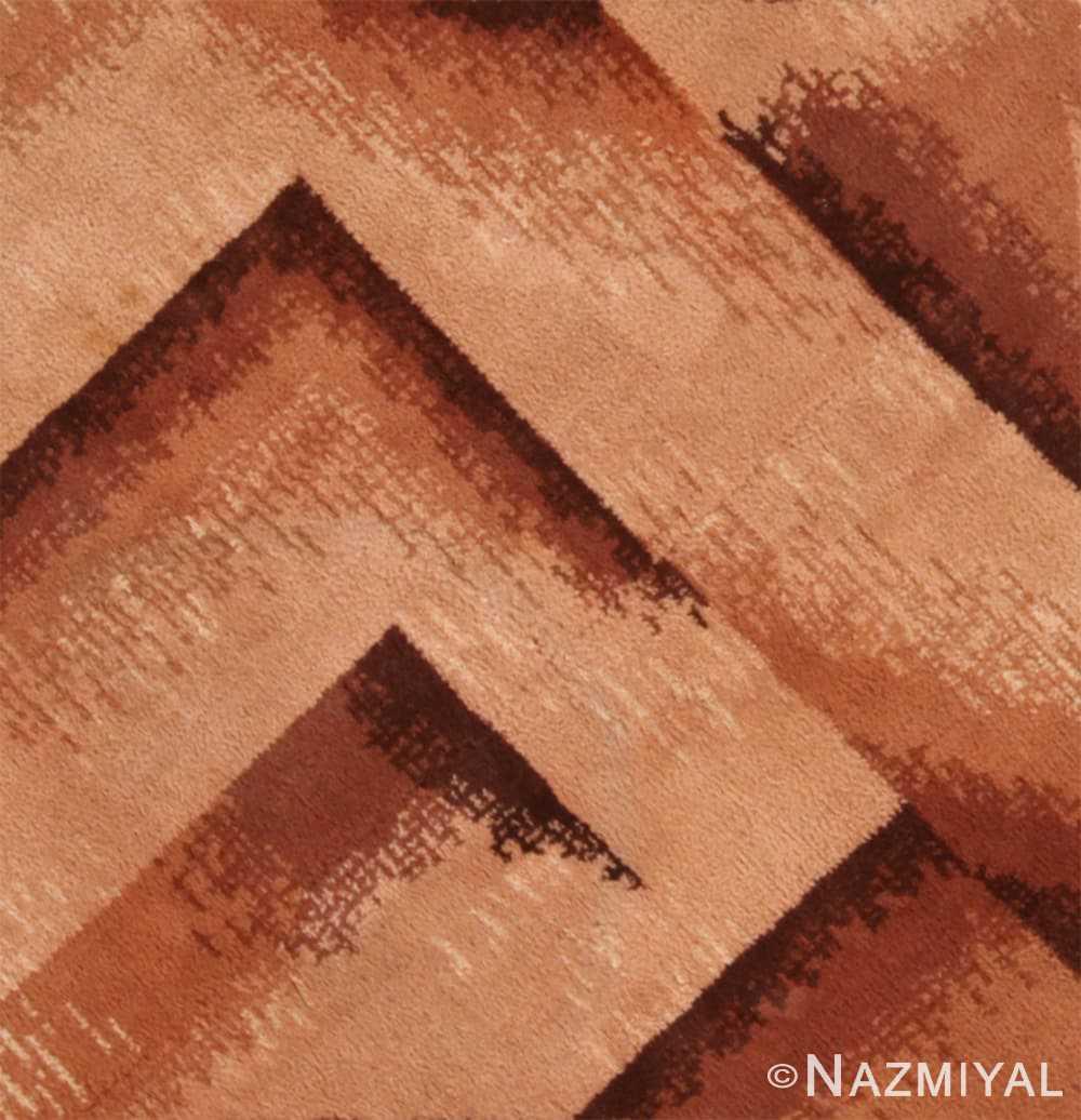 Detail Antique Wilton rug 70074 by Nazmiyal