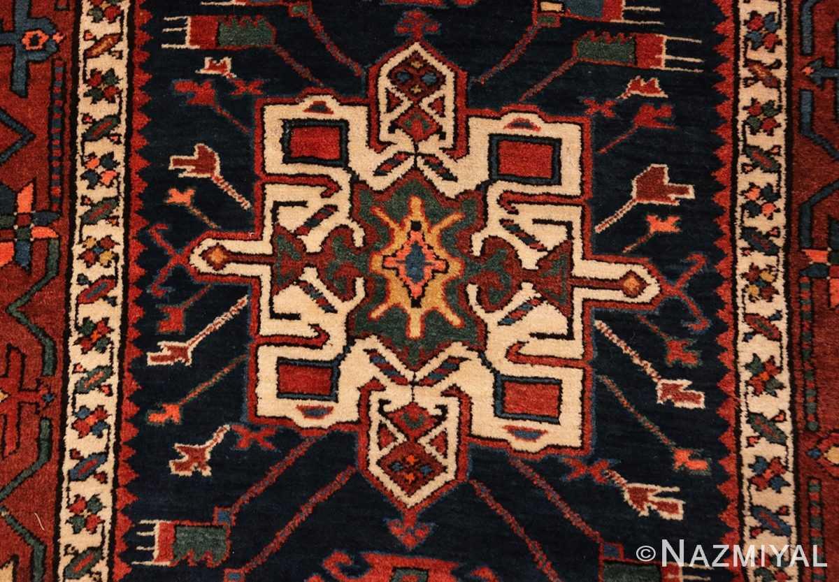 Detail Northwest Persian runner rug 70040 by Nazmiyal
