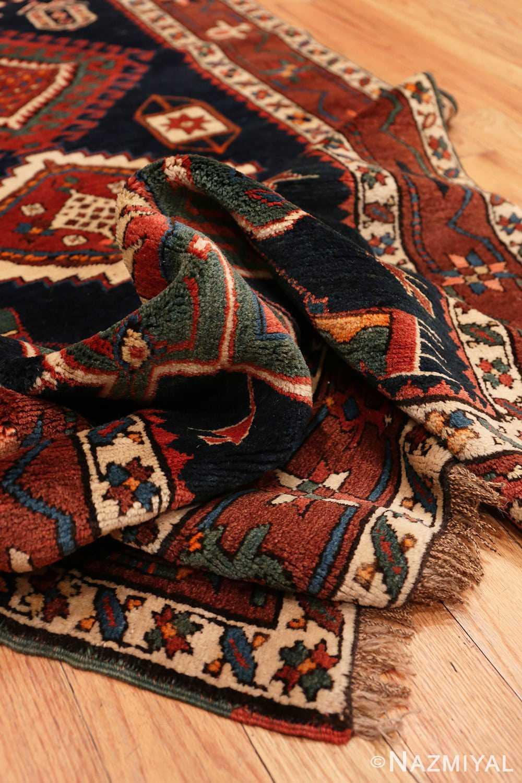 Pile Northwest Persian runner rug 70040 by Nazmiyal pile of the Northwest Persian runner rug 70040 by Nazmiyal