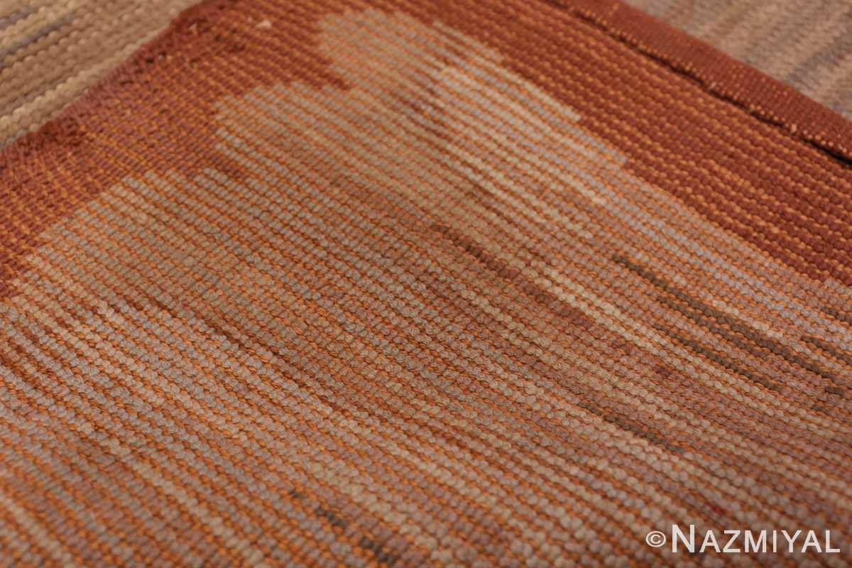 A weave picture of the vintage surrealist french art deco rug #50737 from Nazmiyal Antique Rugs NYC