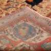 A weave picture of the antique tree of life persian mohtashem kashan rug #70069 from Nazmiyal Antique Rugs NYC
