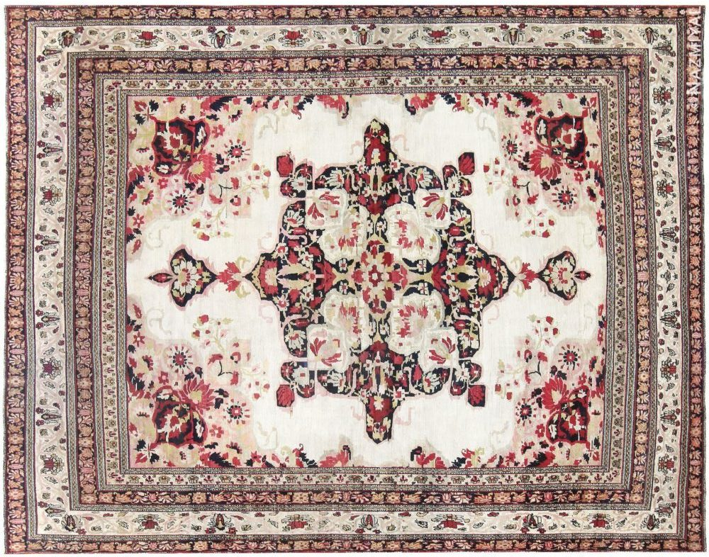 photo of antique persian rug 19th century nazmiyal nyc