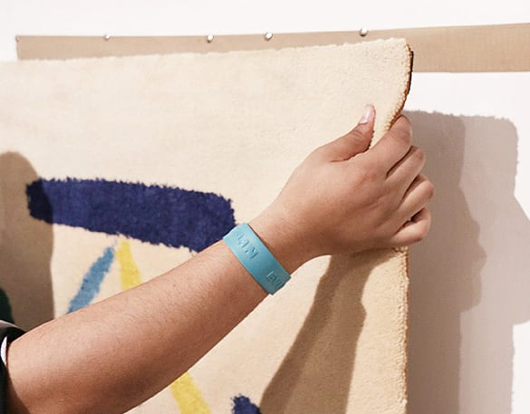 How To Hang tapestries and Rugs - Nazmiyal Antique Rugs