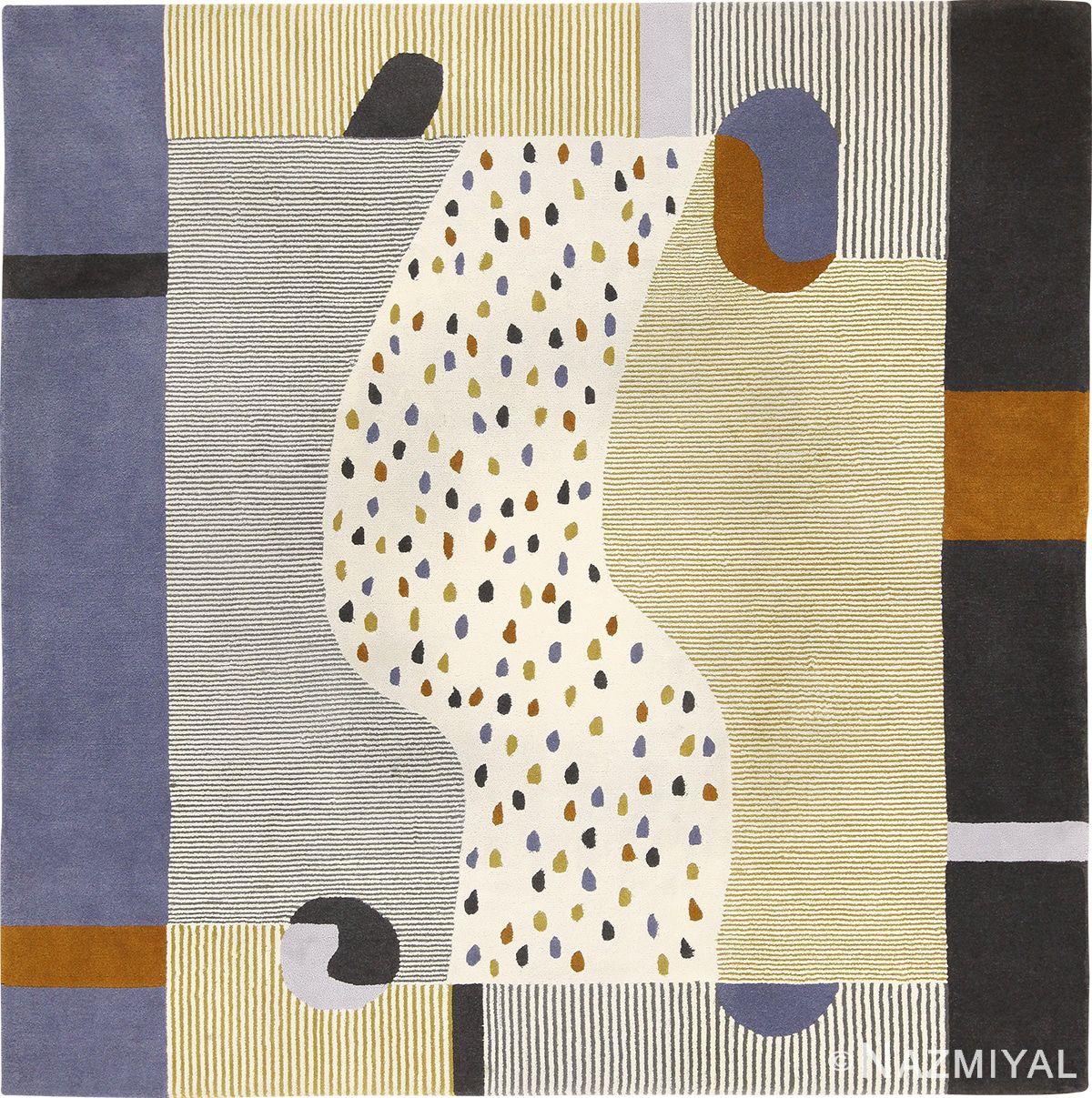 image of vintage scandinavian rug by josef frank nazmiyal nyc
