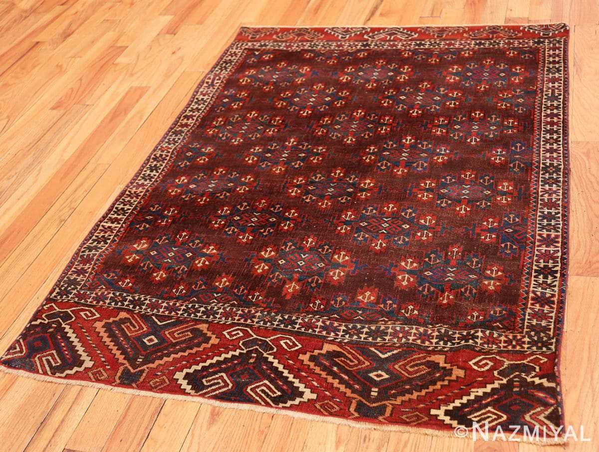 Full Antique Bokara rug 49789 by Nazmiyal