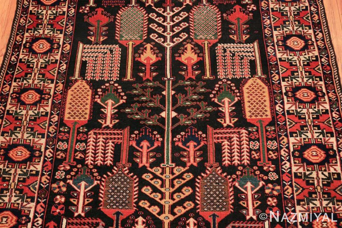 Background Antique Persian Bakhtiari rug 70125 by Nazmiyal