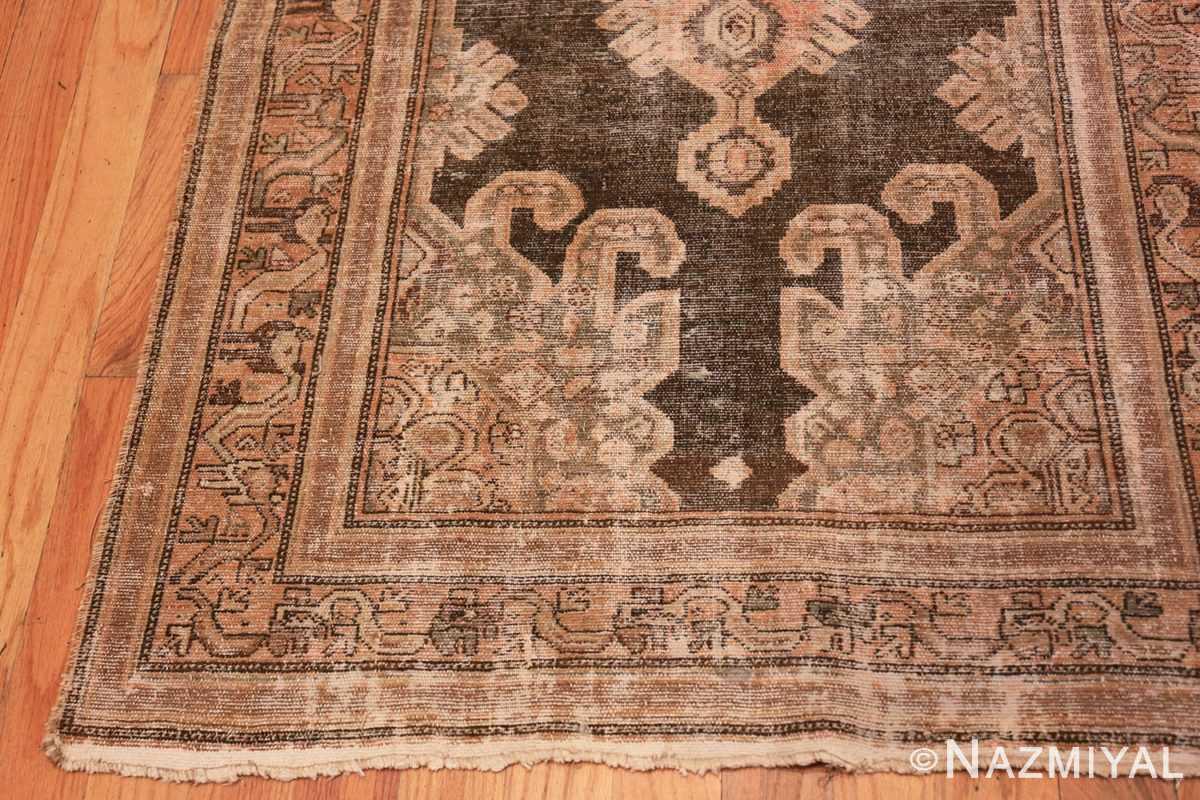 Corner Antique Persian Malayer rug 50043 by Nazmiyal