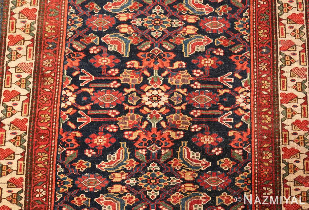 Field Antique Persian Malayer rug 50159 by Nazmiyal