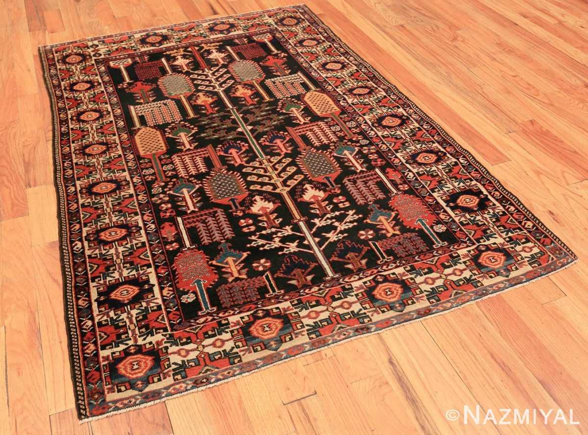 Full Antique Persian Bakhtiari rug 70125 by Nazmiyal