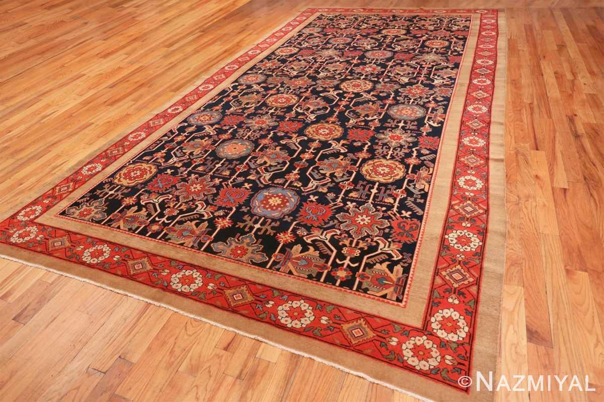Full Antique Persian Serab rug 70133 by Nazmiyal
