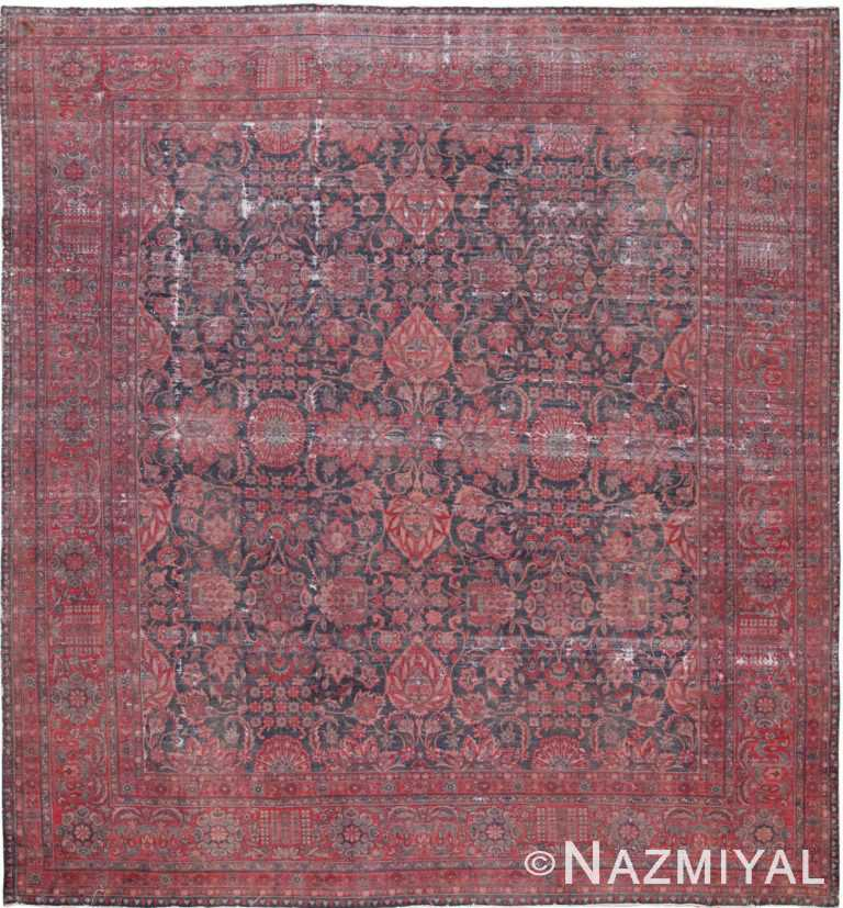 Full view Antique Persian Kerman rug 70094 by Nazmiyal