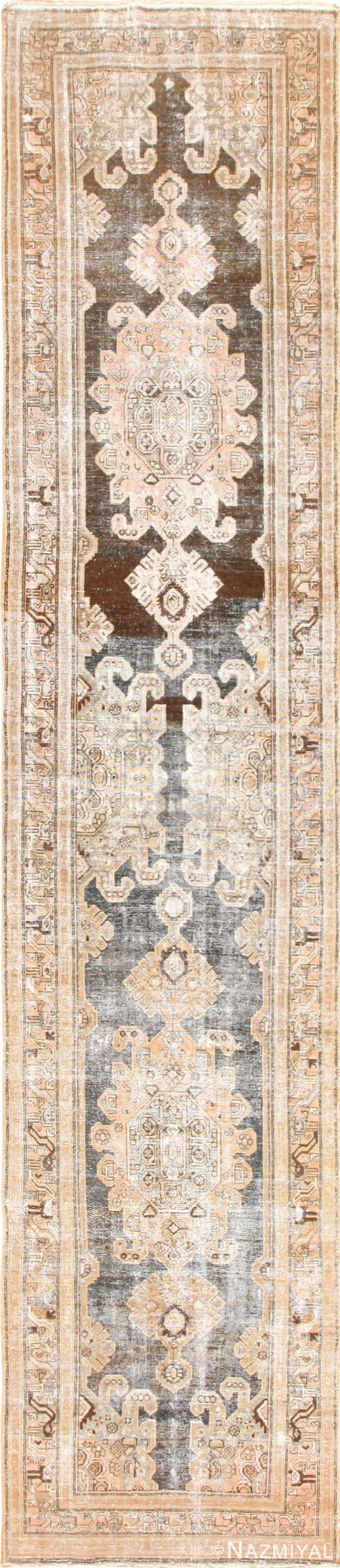 Full view Antique Persian Malayer rug 50043 by Nazmiyal