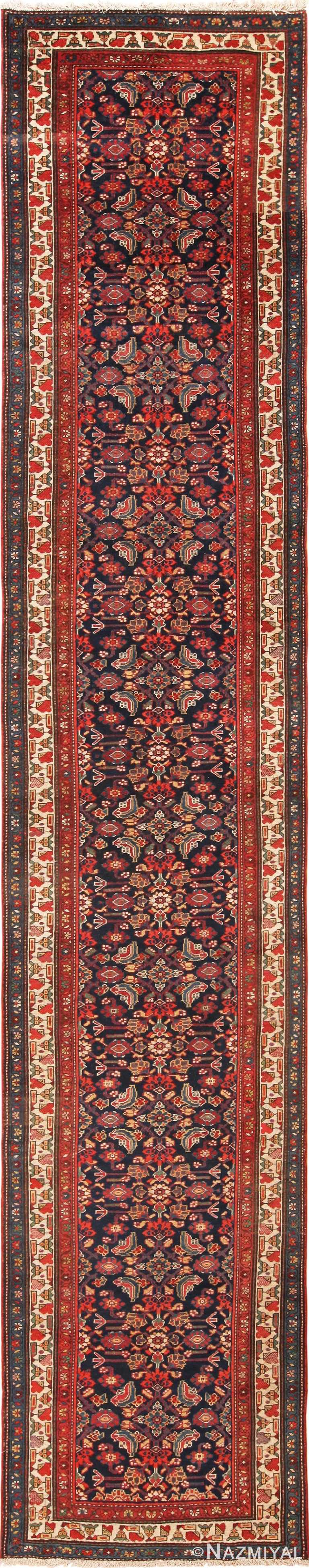 Full Antique Persian Malayer rug 50159 by Nazmiyal