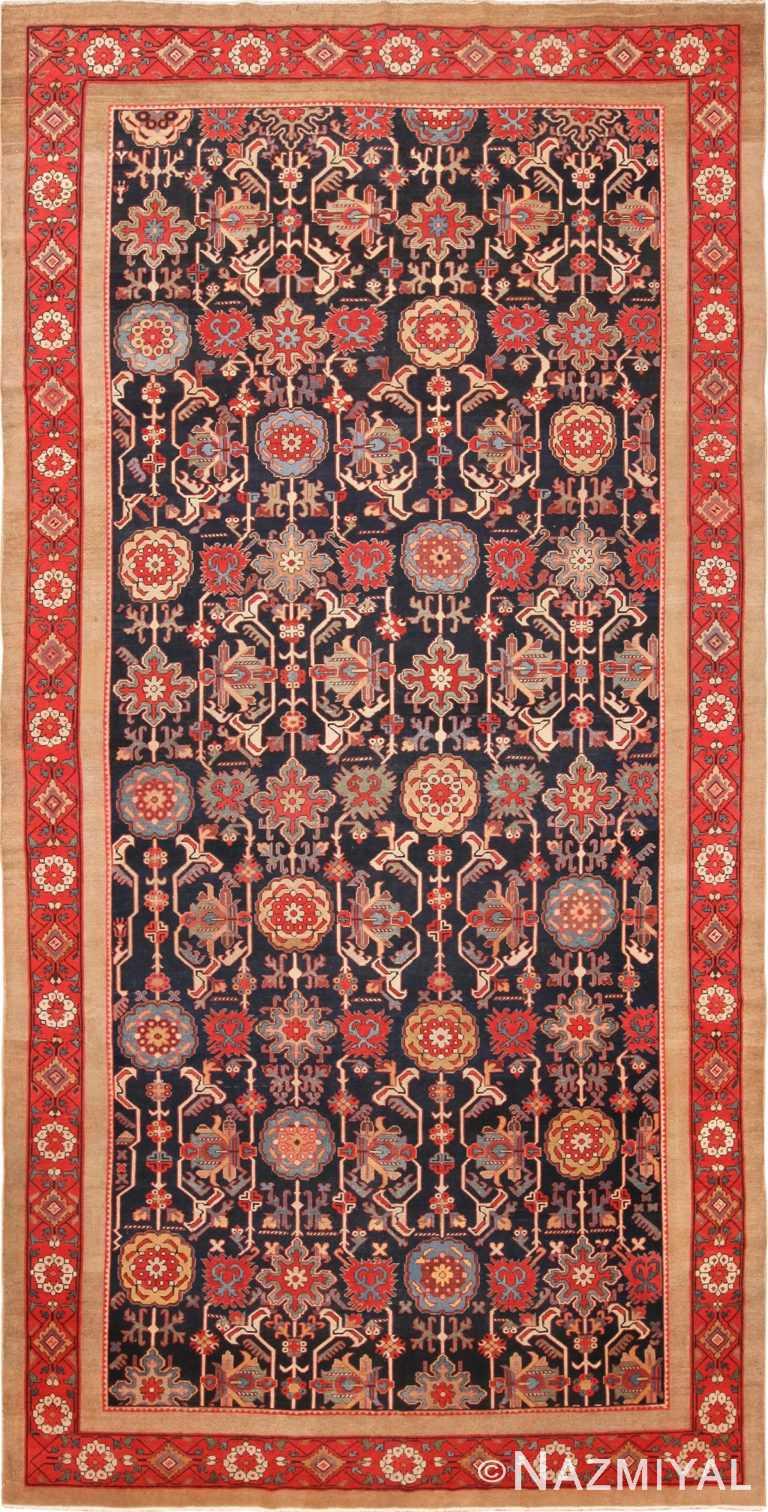 Full view Antique Persian Serab rug 70133 by Nazmiyal