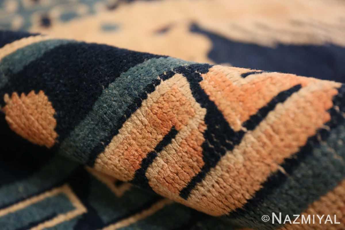 Pile Antique Chinese Dragon Design rug 70126 by Nazmiyal