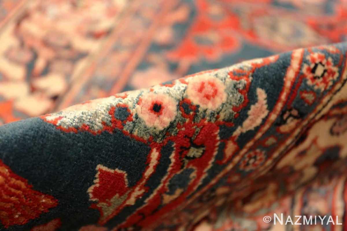 Pile Antique floral Persian Tehran rug 70135 by Nazmiyal