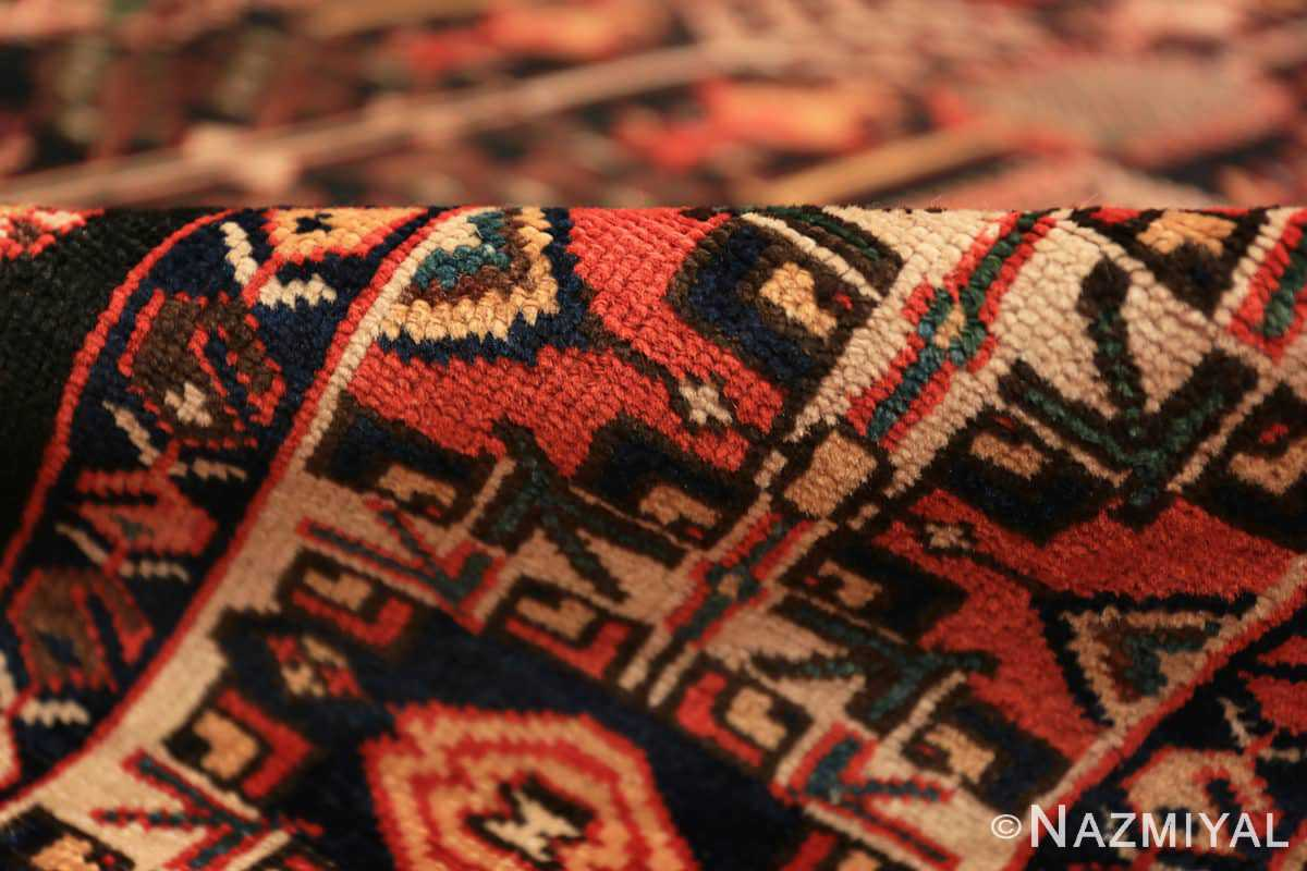 Pile Antique Persian Bakhtiari rug 70125 by Nazmiyal