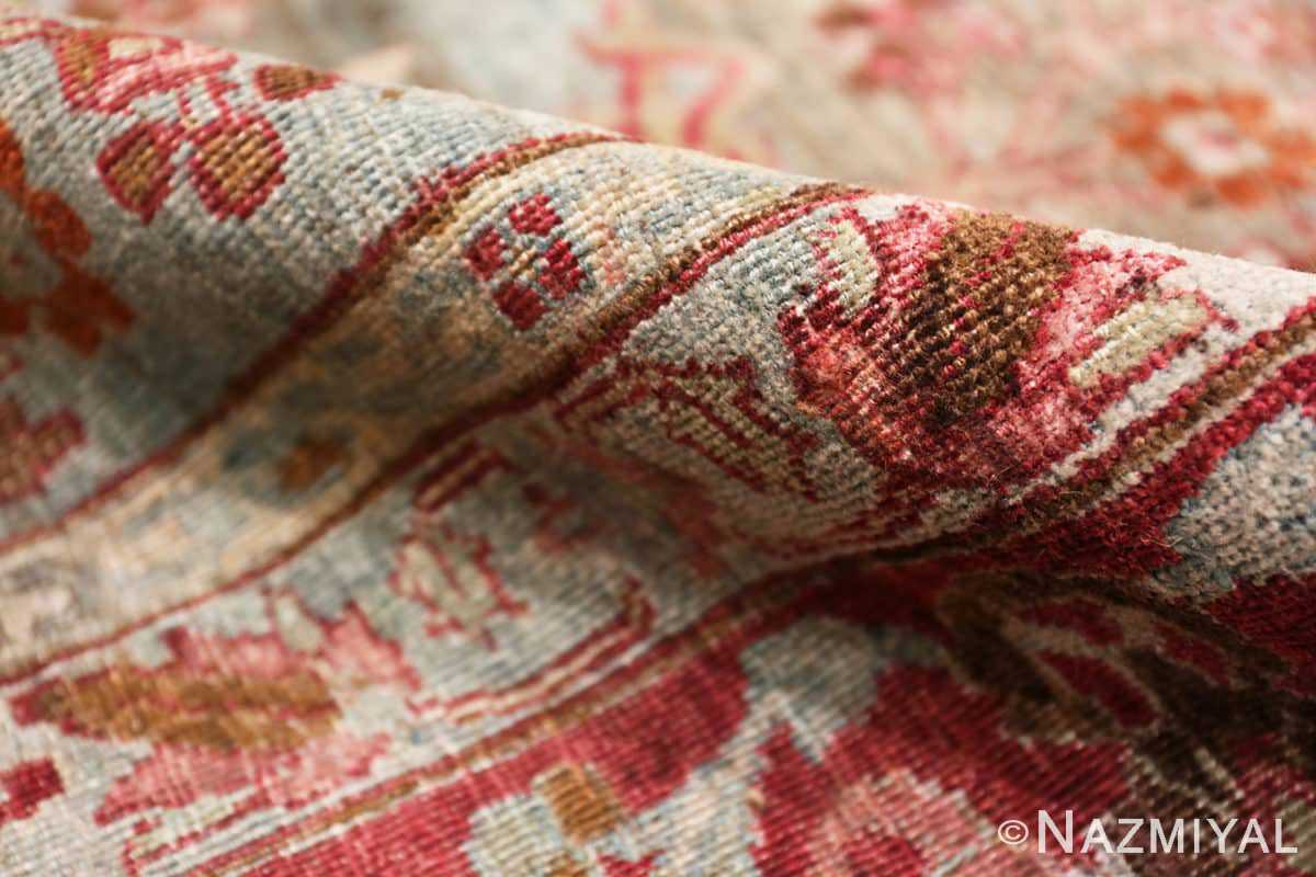 Pile Antique Persian Khorassan rug 49840 by Nazmiyal