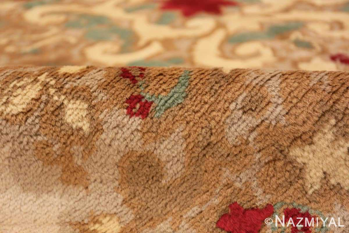 Pile Antique room size French Art Deco rug 70146 by Nazmiyal
