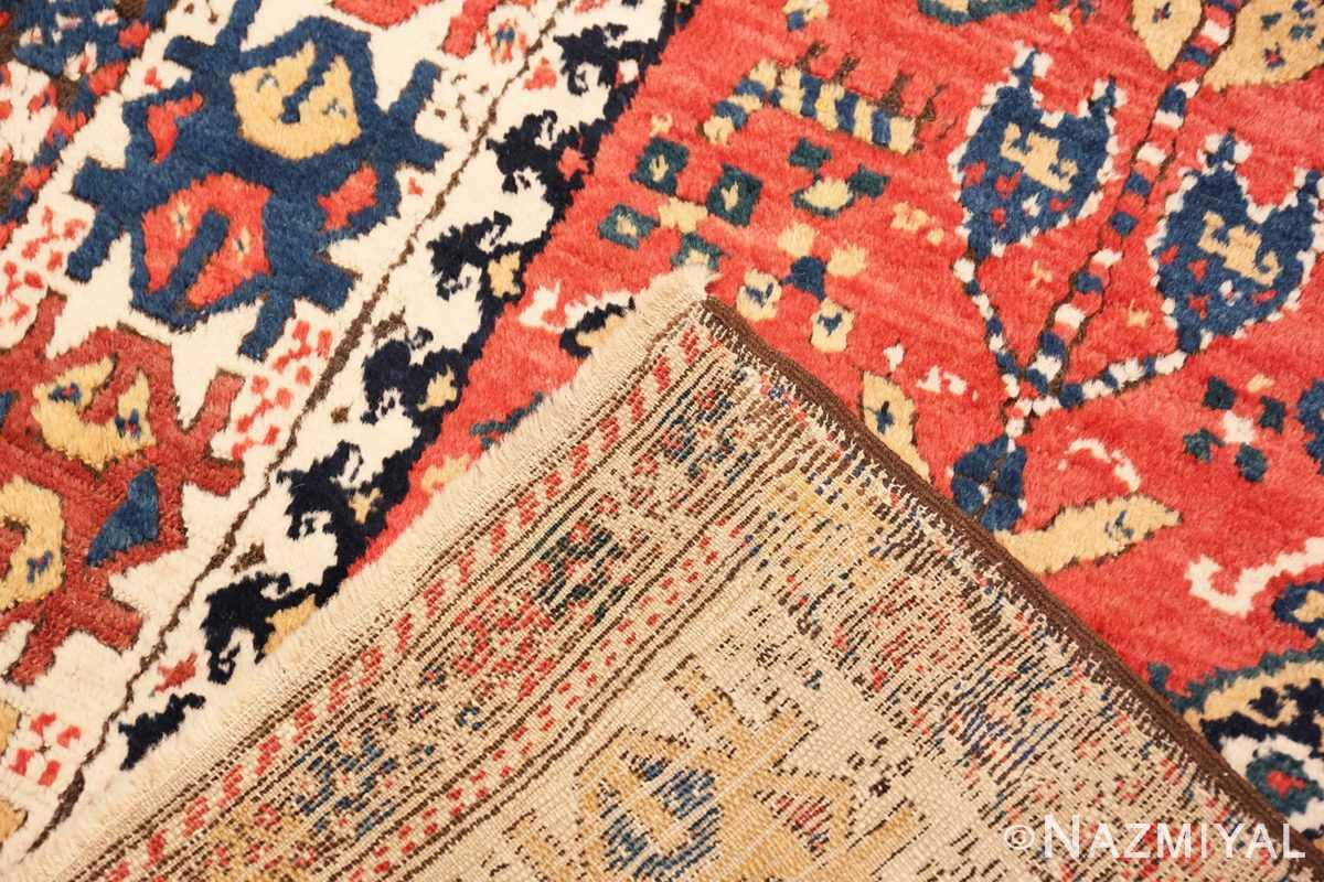 Weave Antique Kazak Caucasian rug 70122 by Nazmiyal