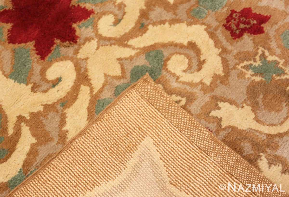 Weave Antique room size French Art Deco rug 70146 by Nazmiyal