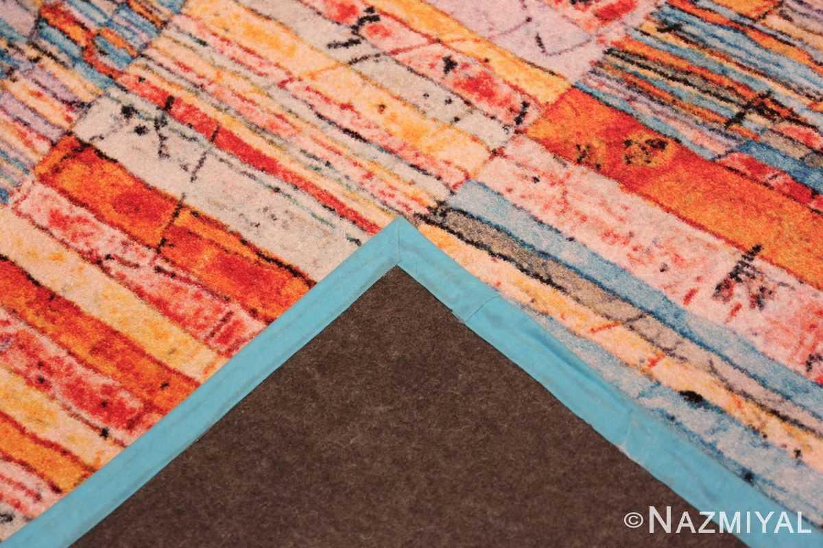 Weave impressive Modern Paul Klee rug 70149 by Nazmiyal