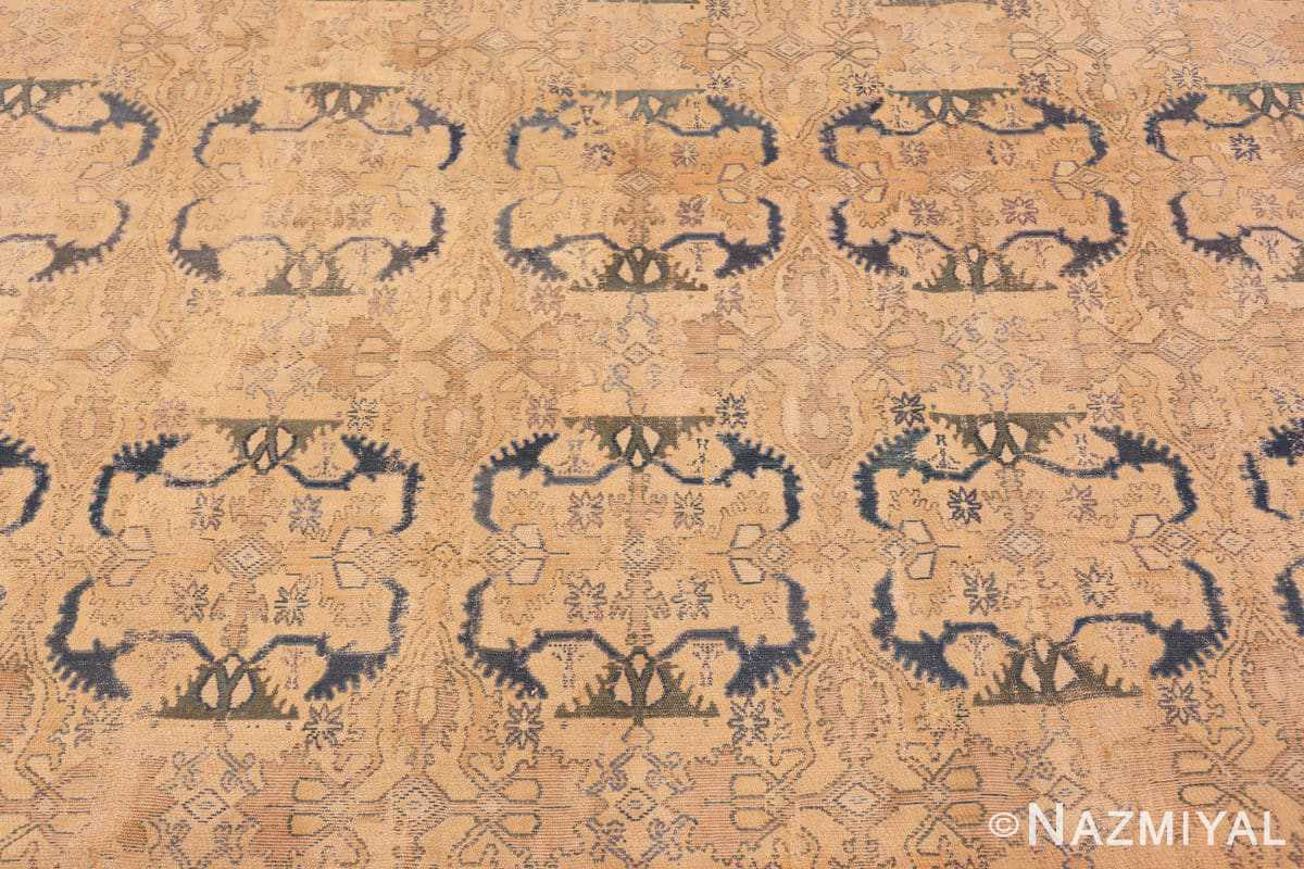 Background Antique Spanish Alcaraz rug 70154 by Nazmiyal