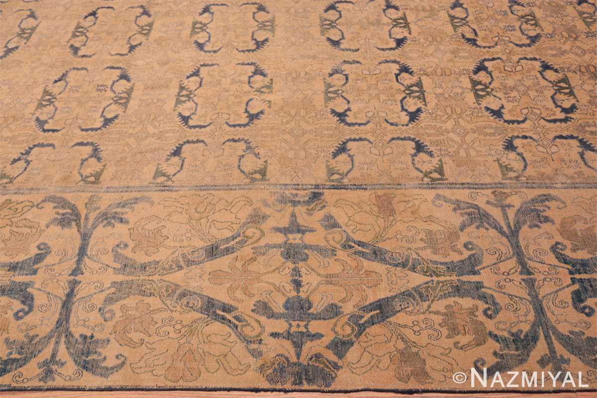 Border Antique Spanish Alcaraz rug 70154 by Nazmiyal