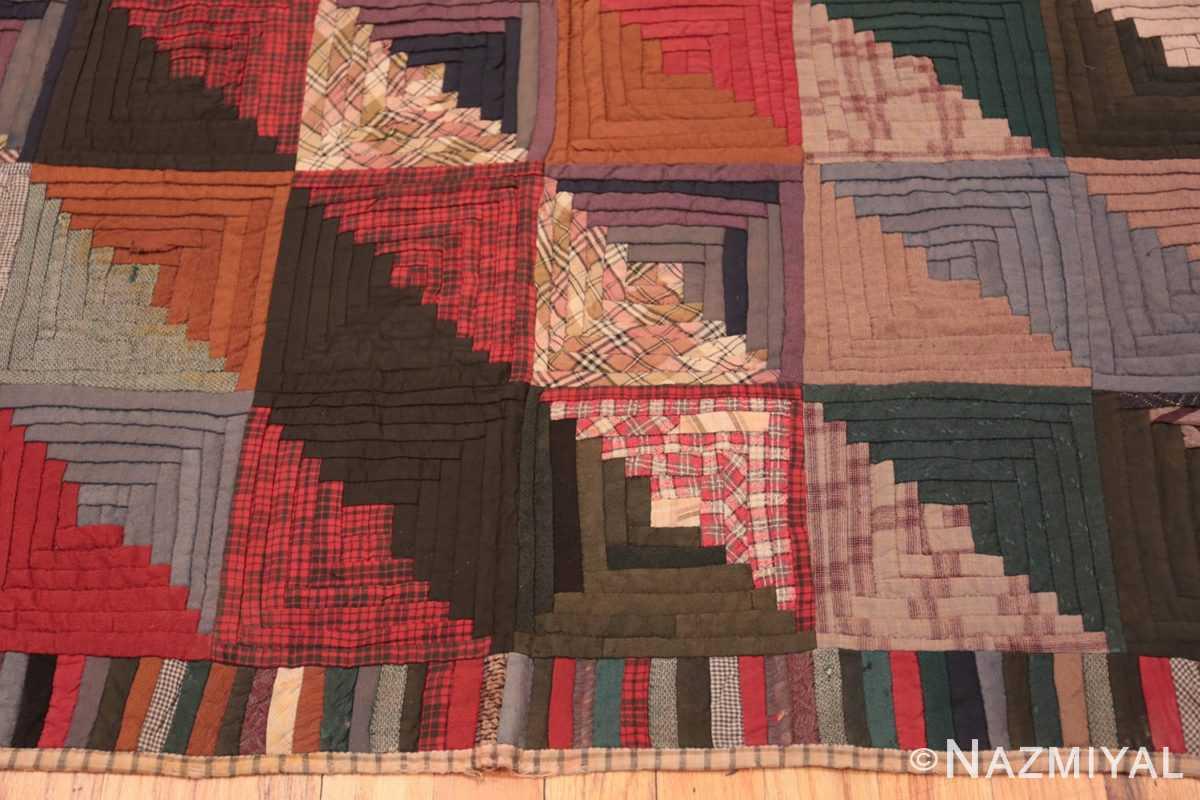 Border American quilt 70174 by Nazmiyal