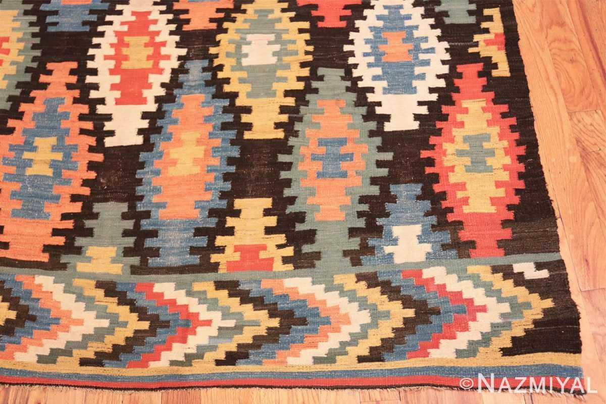Corner Antique Macadonian rug 70172 by Nazmiyal