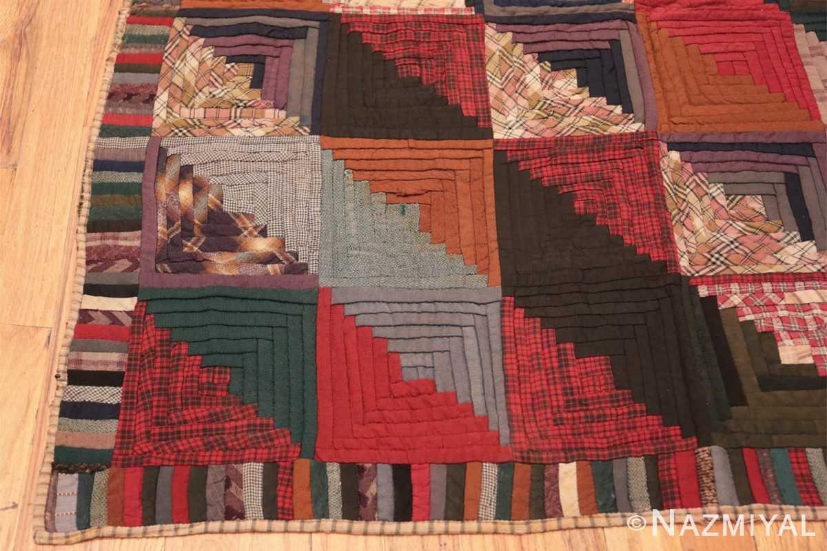 Corner American quilt 70174 by Nazmiyal