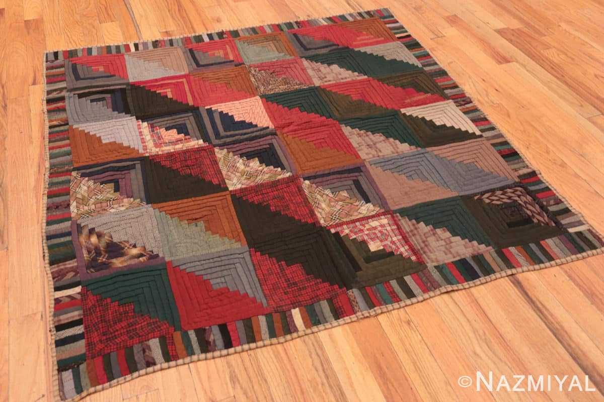 Full American quilt 70174 by Nazmiyal