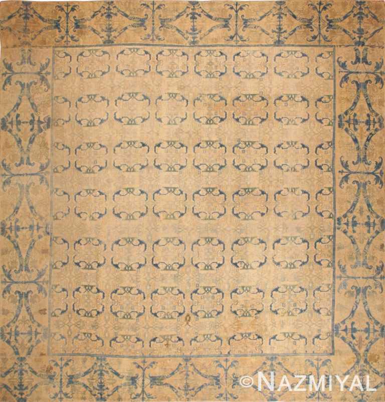 Large Antique Spanish Alcaraz rug 70154 by Nazmiyal