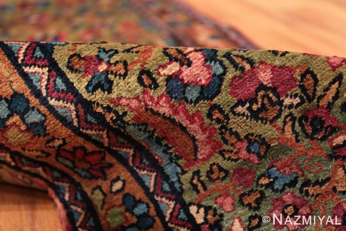 Pile Antique Kerman Persian rug 70165 by Nazmiyal