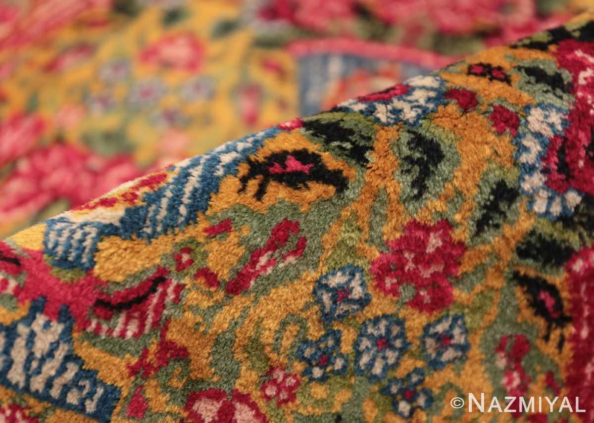 Pile Antique Persian Kerman rug 70166 by Nazmiyal