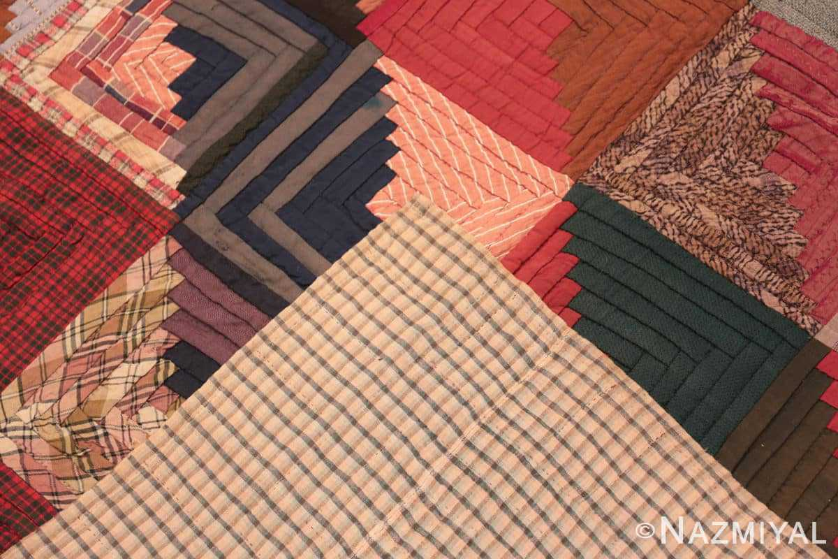 Weave American quilt 70174 by Nazmiyal
