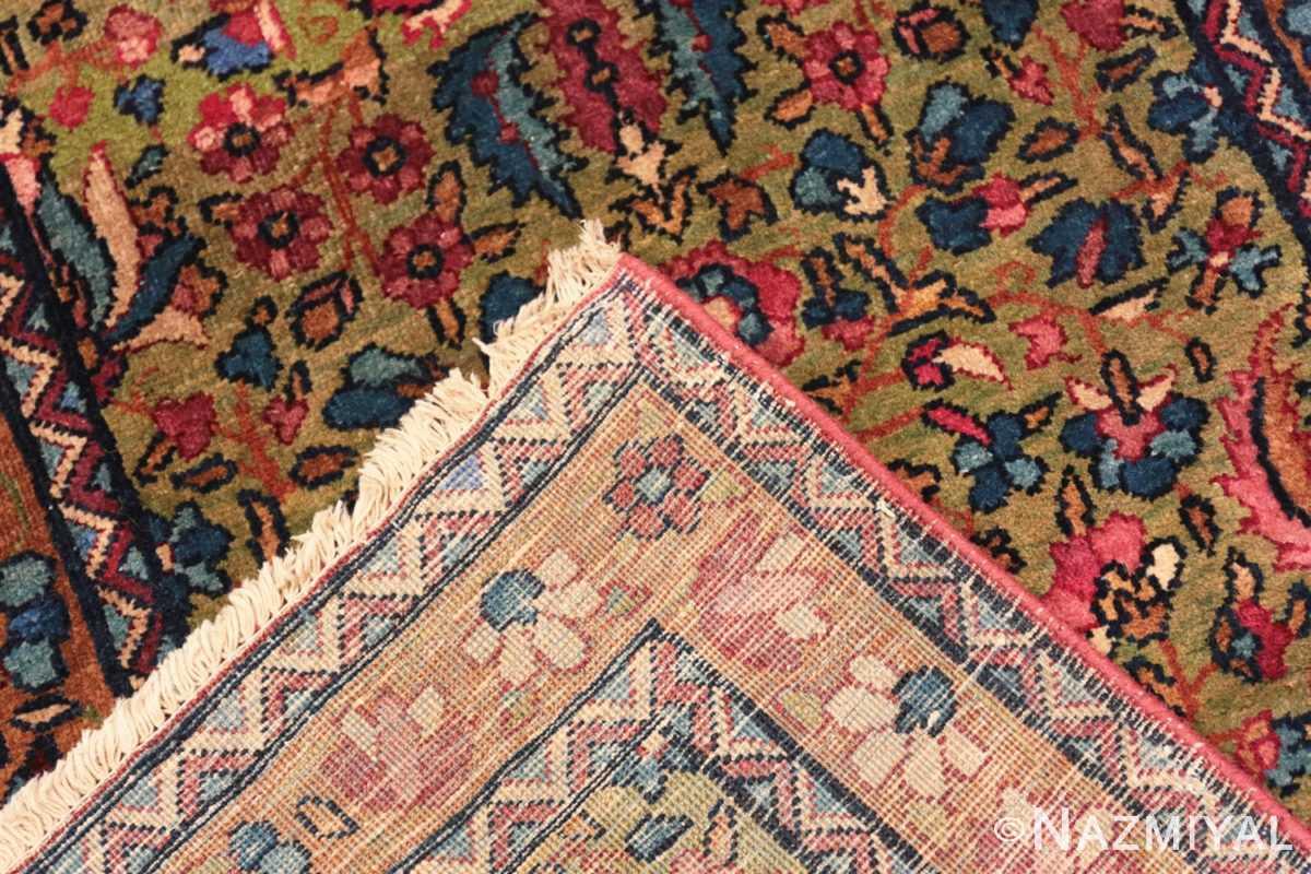 Weave Antique Kerman Persian rug 70165 by Nazmiyal