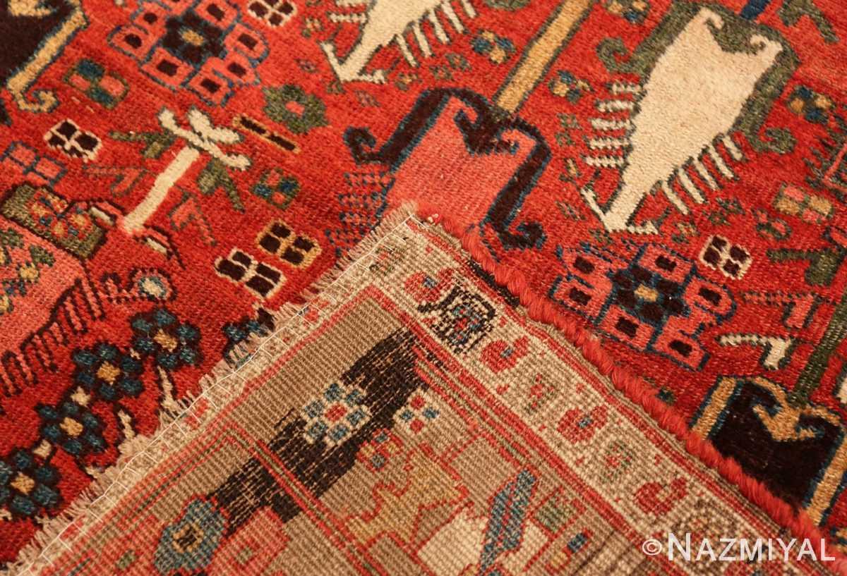 Weave Small Antique Persian Bidjar rug 70155 by Nazmiyal