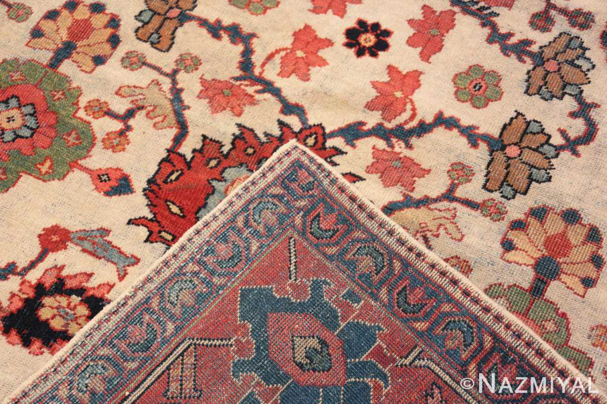 Weave Antique Persian Sultanabad rug 70137 by Nazmiyal