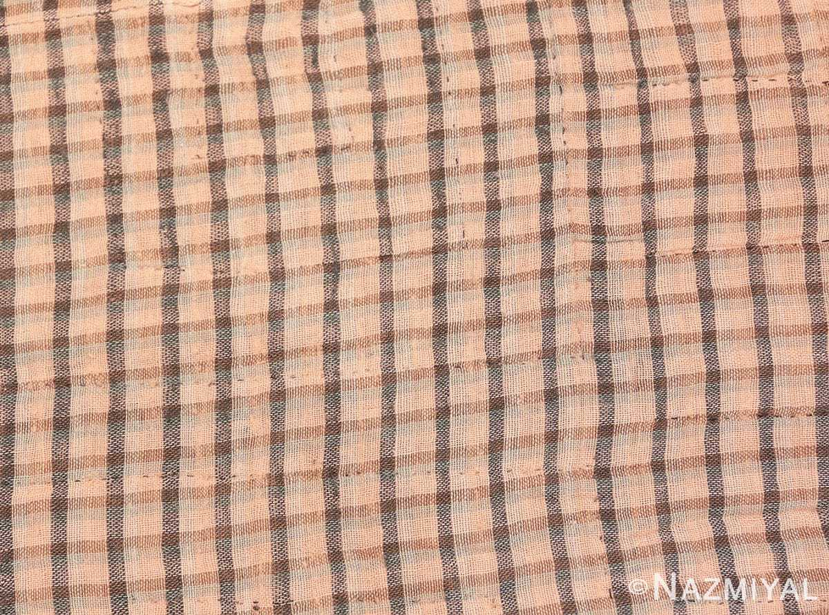 Weave detail American quilt 70174 by Nazmiyal